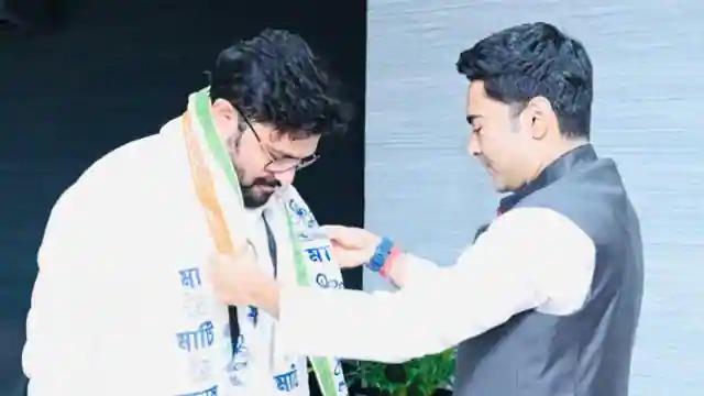 बाबुल सुप्रियो TMC में शामिल… पूर्व केंद्रीय मंत्री और BJP नेता हाल ही में छोड़ा था बीजेपी का दामन